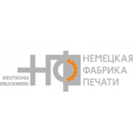 Логотип компании «Немецкая фабрика печати (НФП)»