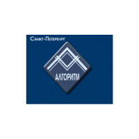 Логотип компании «АЛГОРИТМ»