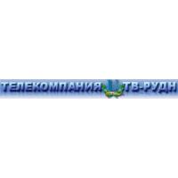 Логотип компании «ТВ РУДН»