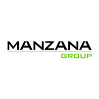 Логотип компании «Manzana Group»