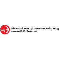 Логотип компании «Минский электротехнический завод (МЭТЗ) им. В.И. Козлова»