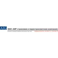 Логотип компании «АИГ Страховая и перестраховочная компания»