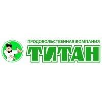 Логотип компании «ТИТАН»