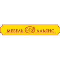 Логотип компании «Мебель-альянс»