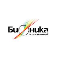 Логотип компании «Бионика»