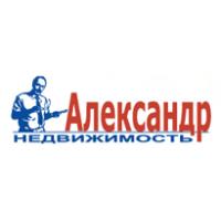 Логотип компании «Александр Недвижимость»