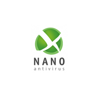 Логотип компании «NANO Security»