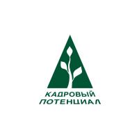 Логотип компании «Кадровый потенциал»