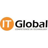 Логотип компании «IT Global»