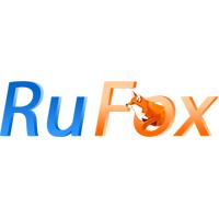 Логотип компании «РуФокс»