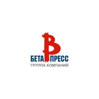 Логотип компании «ГК Бета Пресс»