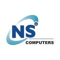 Логотип компании «NS computers»