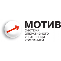 Логотип компании «Мотив Москва»