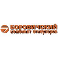 Логотип компании «Боровичский комбинат огнеупоров (БКО)»