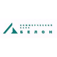 Логотип компании «КБ Белон»