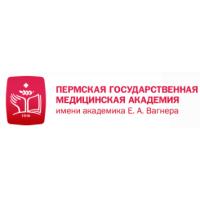 Логотип компании «Пермская государственная медицинская академия им. ак. Е.А. Вагнера (ПГМА)»
