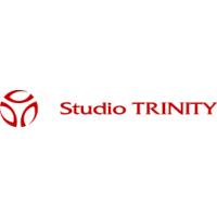 Логотип компании «Студия TRINITY»