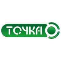 Логотип компании «Точка»