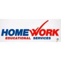 Логотип компании «HomeWork»
