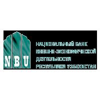 Логотип компании «Национальный банк внешне-экономической деятельности Республики Узбекистан»