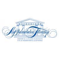 Логотип компании «Московский Академический Музыкальный театр им.Станиславского и Немировича-Данченко»