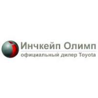 Логотип компании «Инчкейп Олимп»