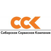 Логотип компании «Сибирская сервисная компания»