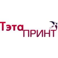 Логотип компании «ТЭТА-ПРИНТ»