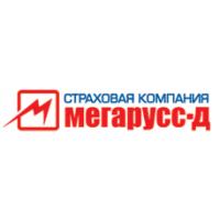 Логотип компании «Мегарусс-Д»