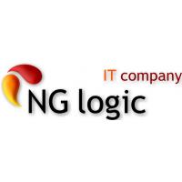 Логотип компании «NG logic»