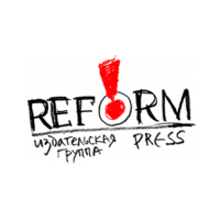 Логотип компании «Реформ-Пресс»