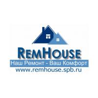 Логотип компании «РемХаус»