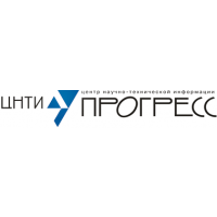 Логотип компании «Центр научно-технической информации (ЦНТИ) ПРОГРЕСС»