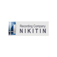 Логотип компании «Фирма Грамзаписи Никитин»