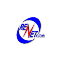 Логотип компании «Ренет Ком»