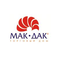 Логотип компании «Торговый дом МАК-ДАК»
