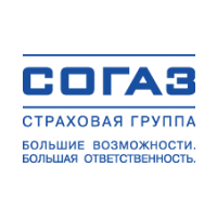Логотип компании «СОГАЗ»