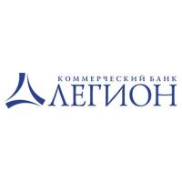 Логотип компании «Банк Легион»