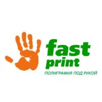 Логотип компании «FastPrint»