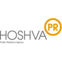 Логотип компании «HOSHVA PR»