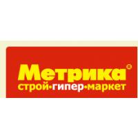 Логотип компании «Метрика»