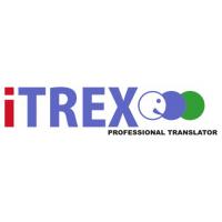 Логотип компании «Бюро переводов iTrex»