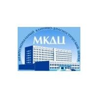 Логотип компании «Межрегиональный клинико-диагностический центр (МКДЦ)»