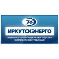 Логотип компании «Иркутскэнерго»