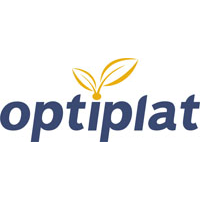 Логотип компании «OptiPlat»