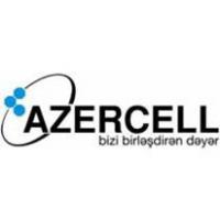 Логотип компании «Azercell Telekom»
