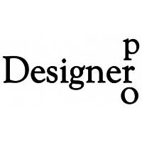 "Логотип компании «Студия дизайна интерьера ""Designer-PRO""»"