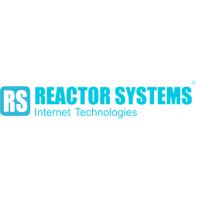 "Логотип компании «Дизайн студия ""Reactor Systems""»"
