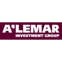 Логотип компании «ИФК Алемар»