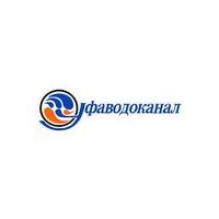 Логотип компании «Уфаводоканал»